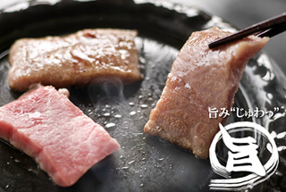 Chita Ushi(traditional meal brought in courses) - Melt in the mouth. Finest marbling -